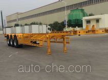 Dayun container transport trailer