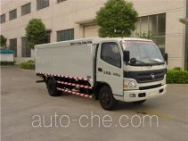 Sanli CGJ5051XTY sealed garbage container truck