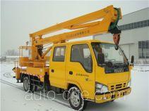 Sanli CGJ5061JGK aerial work platform truck