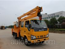 Sanli CGJ5066JGK aerial work platform truck