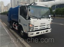 Sanli CGJ5070ZYSBE5 garbage compactor truck