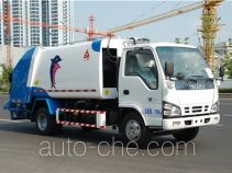 Sanli CGJ5071ZYSE4 garbage compactor truck