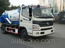 Sanli CGJ5080GXW sewage suction truck