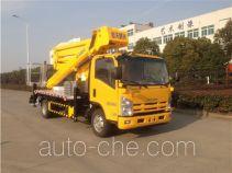 Sanli CGJ5084JGKE5 aerial work platform truck