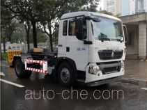 Sanli CGJ5125ZXXE5 detachable body garbage truck