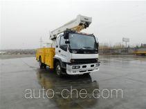 Sanli CGJ5140JGK aerial work platform truck