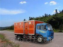 三力牌CGJ5161XQY型爆破器材运输车