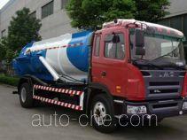Sanli CGJ5164GXW sewage suction truck