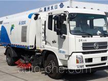 Sanli CGJ5180TSLE5 street sweeper truck