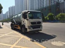 Sanli CGJ5250GXWE4 sewage suction truck
