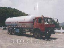 Sanli CGJ5250GYQ автоцистерна газовоз для перевозки сжиженного газа