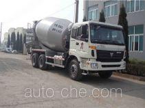 三力牌CGJ5251GJB型混凝土搅拌运输车