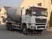 三力牌CGJ5252GJB型混凝土搅拌运输车