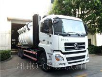 Sanli industrial vacuum truck