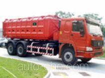 三力牌CGJ5253ZFL型粉粒物料自卸车