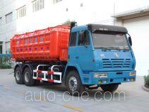 三力牌CGJ5254ZFL型粉粒物料自卸车