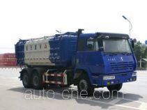 Sanli CGJ5257GFL bulk powder tank truck