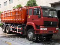Sanli CGJ5258GFL bulk powder tank truck