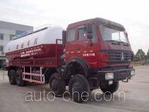 Sanli pneumatic unloading bulk cement truck