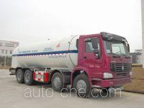 三力牌CGJ5317GDY型低温液体运输车