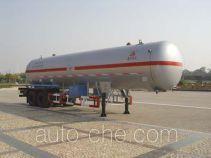 三力牌CGJ9260GYQ型液化气体运输半挂车