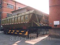 Sanli CGJ9280GFL carbon black transport trailer