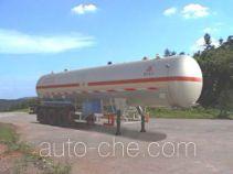 三力牌CGJ9320GYQ型液化气体运输半挂车