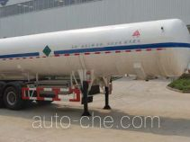 Sanli CGJ9320GYQ liquefied gas tank trailer