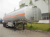 Sanli CGJ9390GHY chemical liquid tank trailer