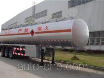 Sanli CGJ9401GJY01 fuel tank trailer