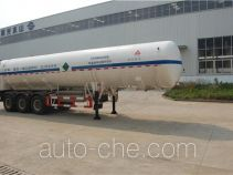 Sanli CGJ9403GDY cryogenic liquid tank semi-trailer