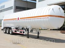 Sanli CGJ9405GDY02 cryogenic liquid tank semi-trailer