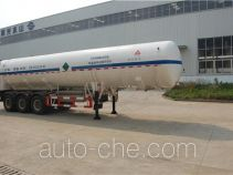 Sanli CGJ9408GDY cryogenic liquid tank semi-trailer