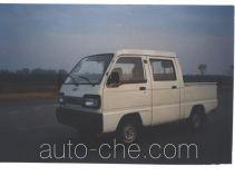 Легкий бортовой грузовик со сдвоенной кабиной Changhe CH1011CEi