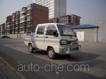 Легкий бортовой грузовик со сдвоенной кабиной Changhe CH1011DE