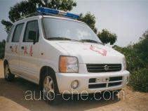Beidouxing CH5016XXJ blood plasma transport medical car