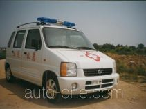 Beidouxing CH5016XXJA blood plasma transport medical car