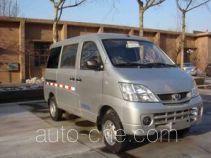 Changhe CH5026XXYLAE4 box van truck