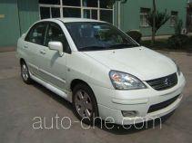 Электрический легковой автомобиль (электромобиль) Suzuki Liana CH7000BEV