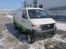 Haide CHD5032TSLBEV electric street sweeper truck