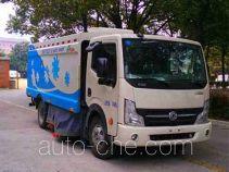 Haide CHD5070TSLBEV electric street sweeper truck