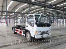 Haide CHD5071ZXXE4 detachable body garbage truck