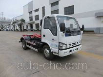 Haide CHD5074ZXXE5 detachable body garbage truck