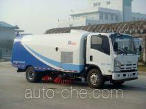 Haide CHD5100TSLE4 street sweeper truck