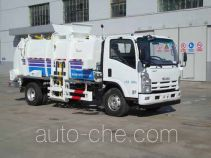 Haide CHD5100ZZZE4 self-loading garbage truck