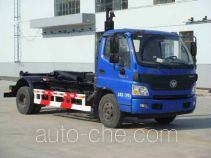 Haide CHD5126ZXX detachable body garbage truck