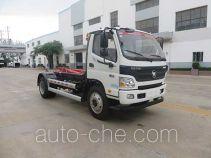 Haide CHD5126ZXXE5J2 detachable body garbage truck