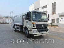 Haide CHD5162ZYSE5 garbage compactor truck