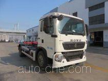 Haide CHD5163ZXXE5 detachable body garbage truck