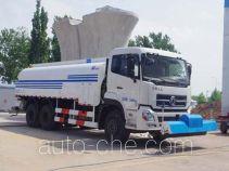 High pressure road washer truck